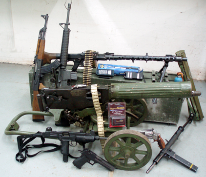 Military Guns For Sale >> Deactivated Guns For Sale In The Uk Including Military Weapons